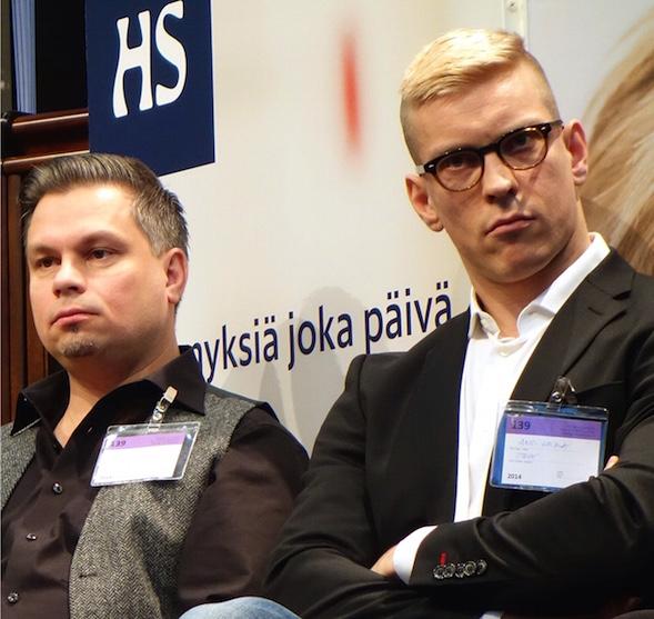 Tommi Kinnusen Neljäntienristeys ja Antti Holman Järjestäjä on nostettu suosikkien listalle