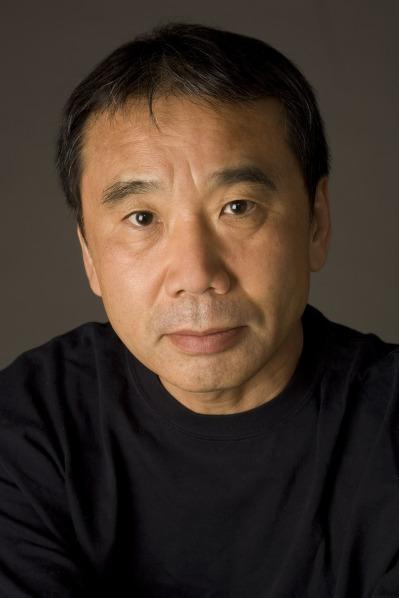 Haruki Murakami. Kuva Elena Seibert.