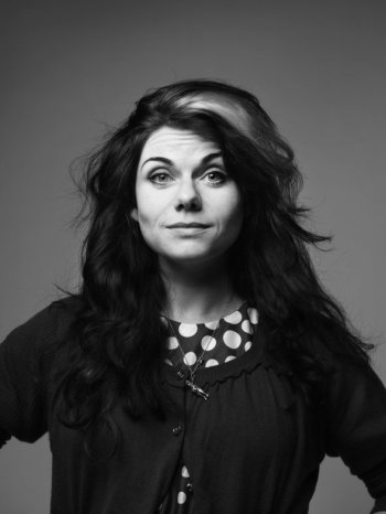 """""""Writing the fuck out of shit since 1992"""" @caitlinmoran"""
