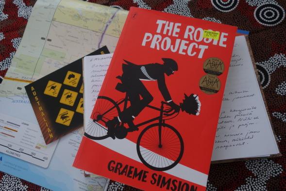 Australian tuliaisena oli myös Vuoden kirjaksi valittu The Rosien Project.
