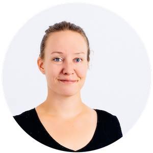 Heidi Backström (Kuva: Saara Autere)