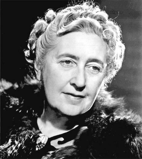 Dame Agatha Christie 1890-1976