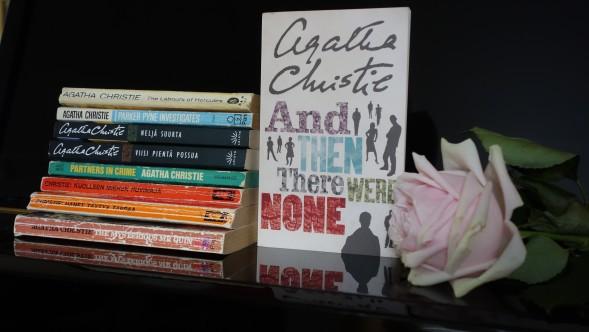 15. syyskuuta 2015 tulee kuluneeksi 125 vuotta Agatha Christien syntymästä.