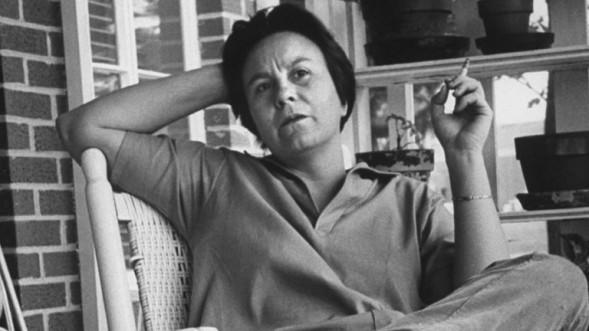 Harper Lee Kuin surmaisi satakielen ilmestymisen aikoihin 1960.