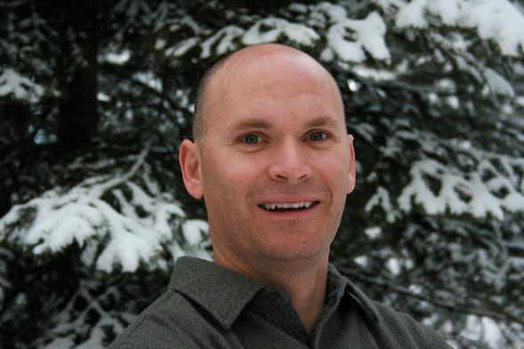 Anthony Doerr, kuvaaja Shauna Doerr