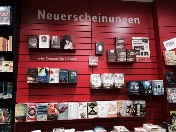 Tutut suosikit ja uudet käännökset ovat esillä Saksassakin