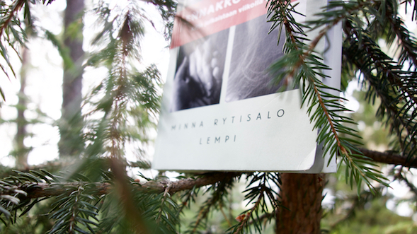 Minna Rytisalon taitavasti rakennettu ja kauniisti kirjoitettu esikoinen, Lempi.