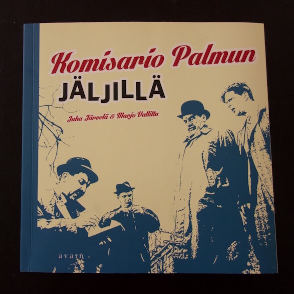 Komisario Palmun jäljillä on kiinnostava opas Palmujen maailmaan.