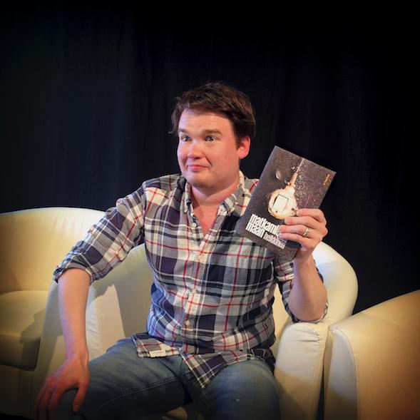 Antti Heikkinen on varsinainen velikulta, Nilsiän Shakespeare!